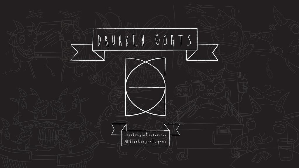 Drunken Goats Card Game project video thumbnail