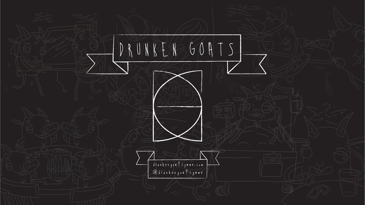 Drunken Goats card game is a quirky, fast-paced, easy-to-learn card game with optional drinking rules.