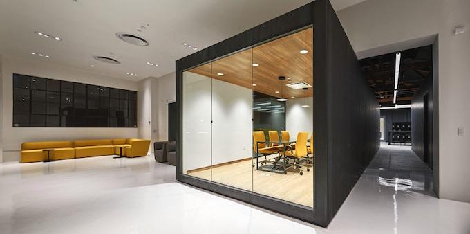 DesignLab Entrance