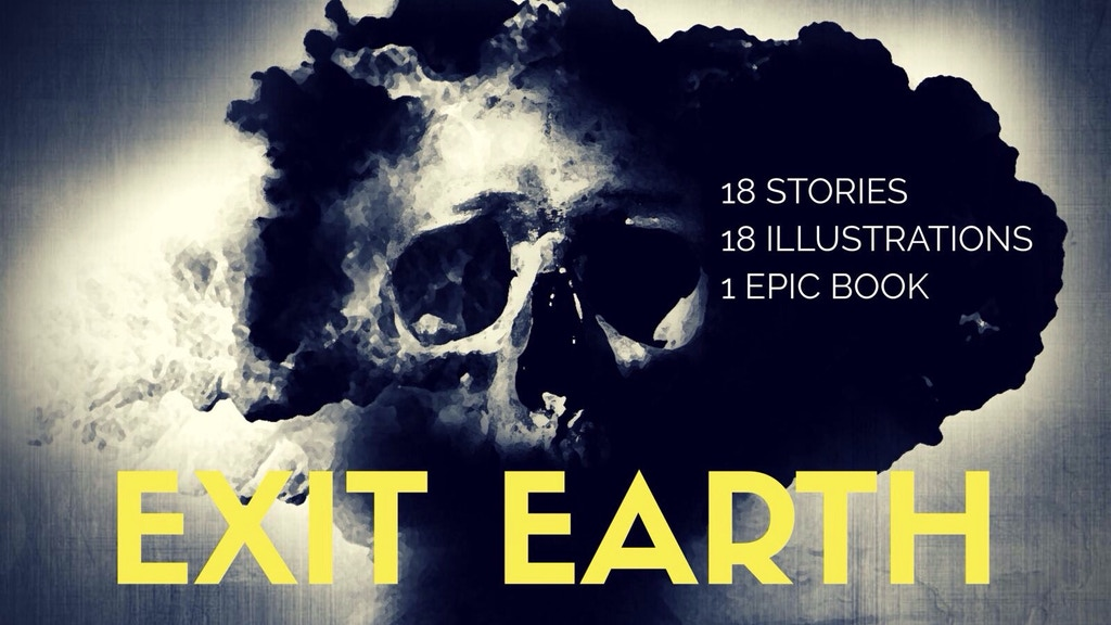 EXIT EARTH ANTHOLOGY project video thumbnail