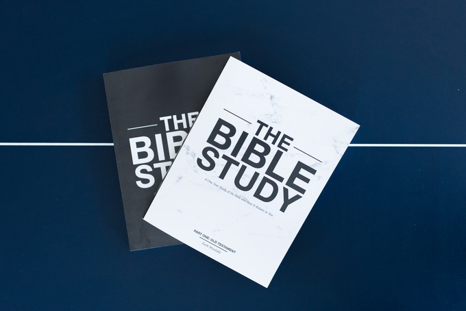 The Bible Study by Zach Windahl — Kickstarter