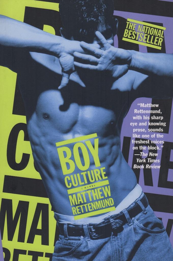 The cover of the original novel (1995)