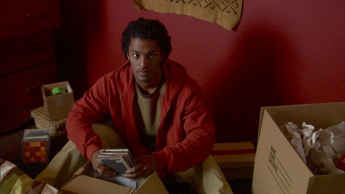 """Darryl Stephens as """"Andrew"""""""