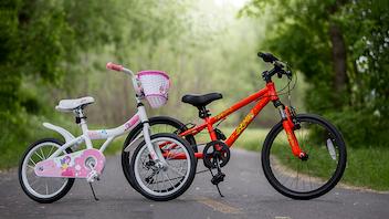 EZRA BIKES: Flat Free, Innovative, and Affordable Kids Bikes