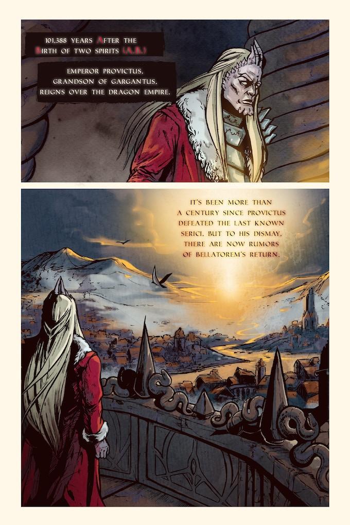 FALL OF THE DRAGON KINGS