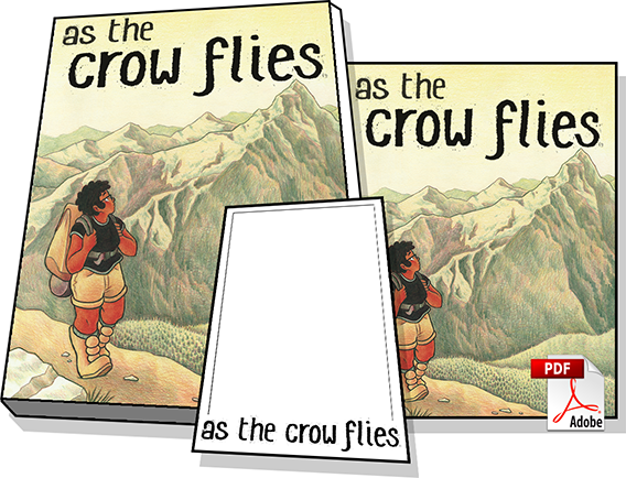 the way the crow flies book