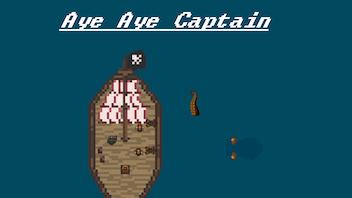Aye Aye Captain: Pixel Permadeath Pirate Rogue-like