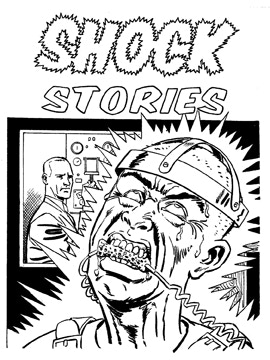 Urban Legends/Shock Stories Illustrated 113 TALES OF