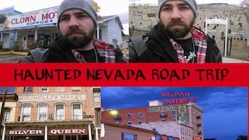 The Haunted Nevada Road Trip documentary