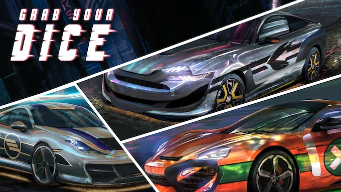Sample of 3 of the initial 4 Player Cars