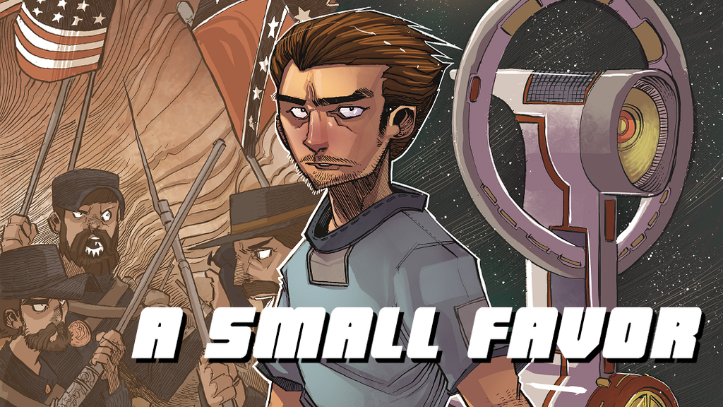 A Small Favor - An Epic Sci-Fi Comic project video thumbnail