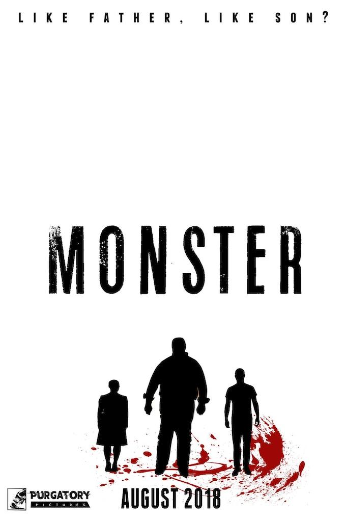 Monster: An Extreme Horror (feature length film) by Matt