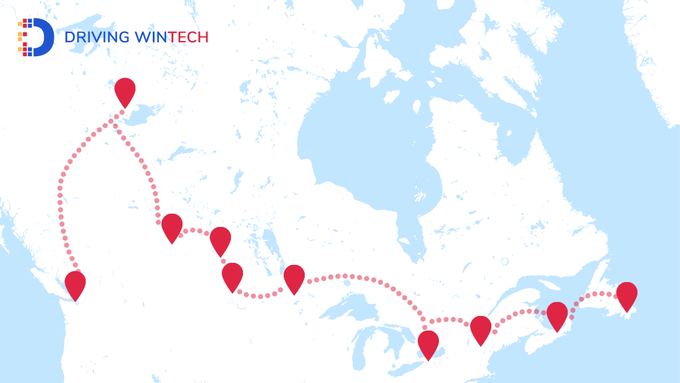 Driving WinTech: Connecting with women in tech across Canada