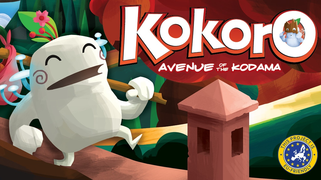 Kokoro: Avenue of the Kodama project video thumbnail