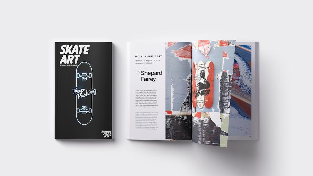 Skate Art - Art, Illustration, Design & Broken Boards project video thumbnail