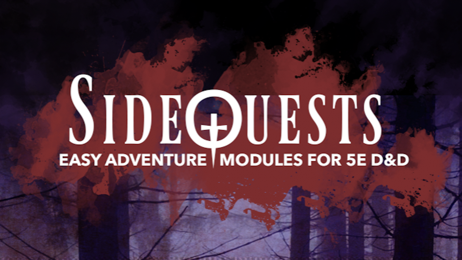 A collection of one-shot 5E adventures, designed to easily implement into any campaign setting.