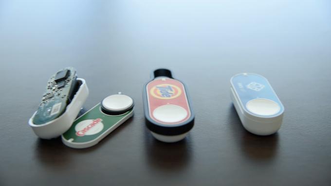 Amazon Dash & AWS IoT Buttons