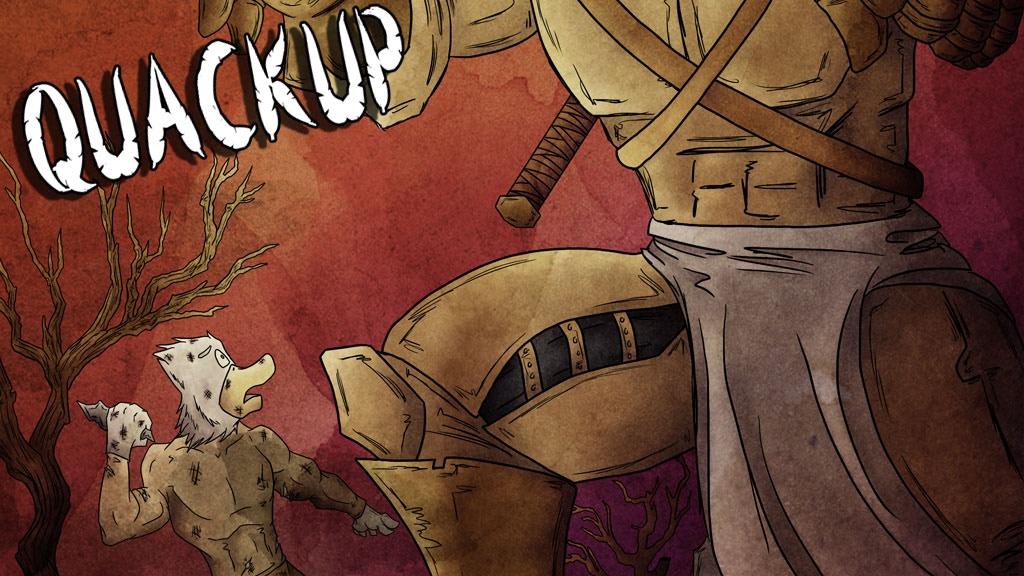 Jonathin Quackup #2 Alternative Comic Cover from Raytoons! project video thumbnail