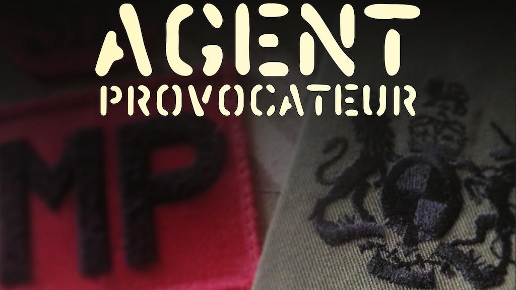 Agent Provocateur - A debut novel by Ian Webb by Ian Webb ...