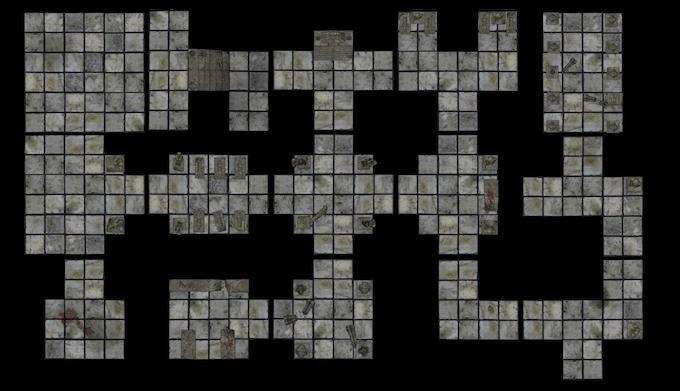 Arcana Dungeon Tiles by Arcana Games — Kickstarter