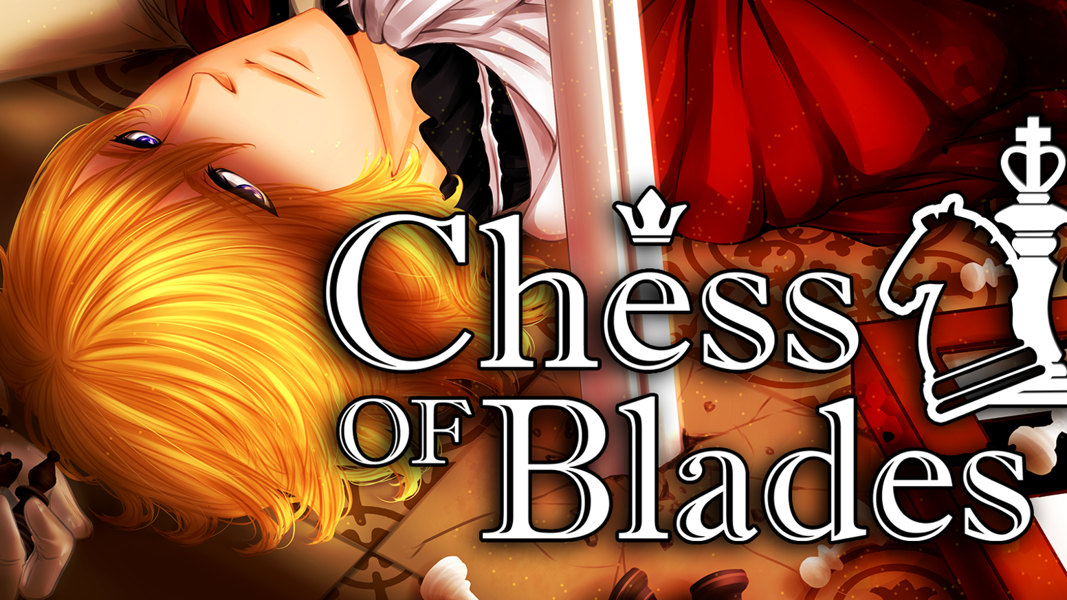 A Boy's Love/Yaoi 18+ fantasy game of murder, mystery, and romance in the ballroom!