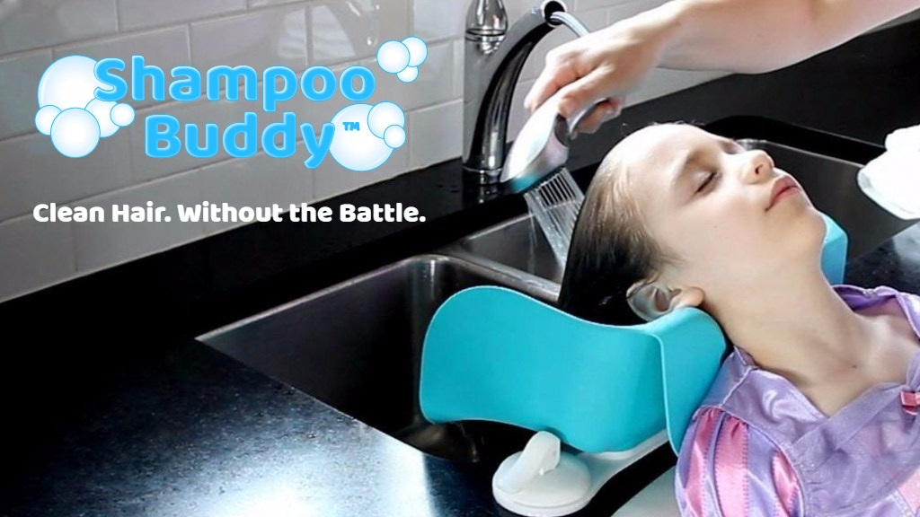 Shampoo Buddy: The End of the Hair Washing Battles project video thumbnail