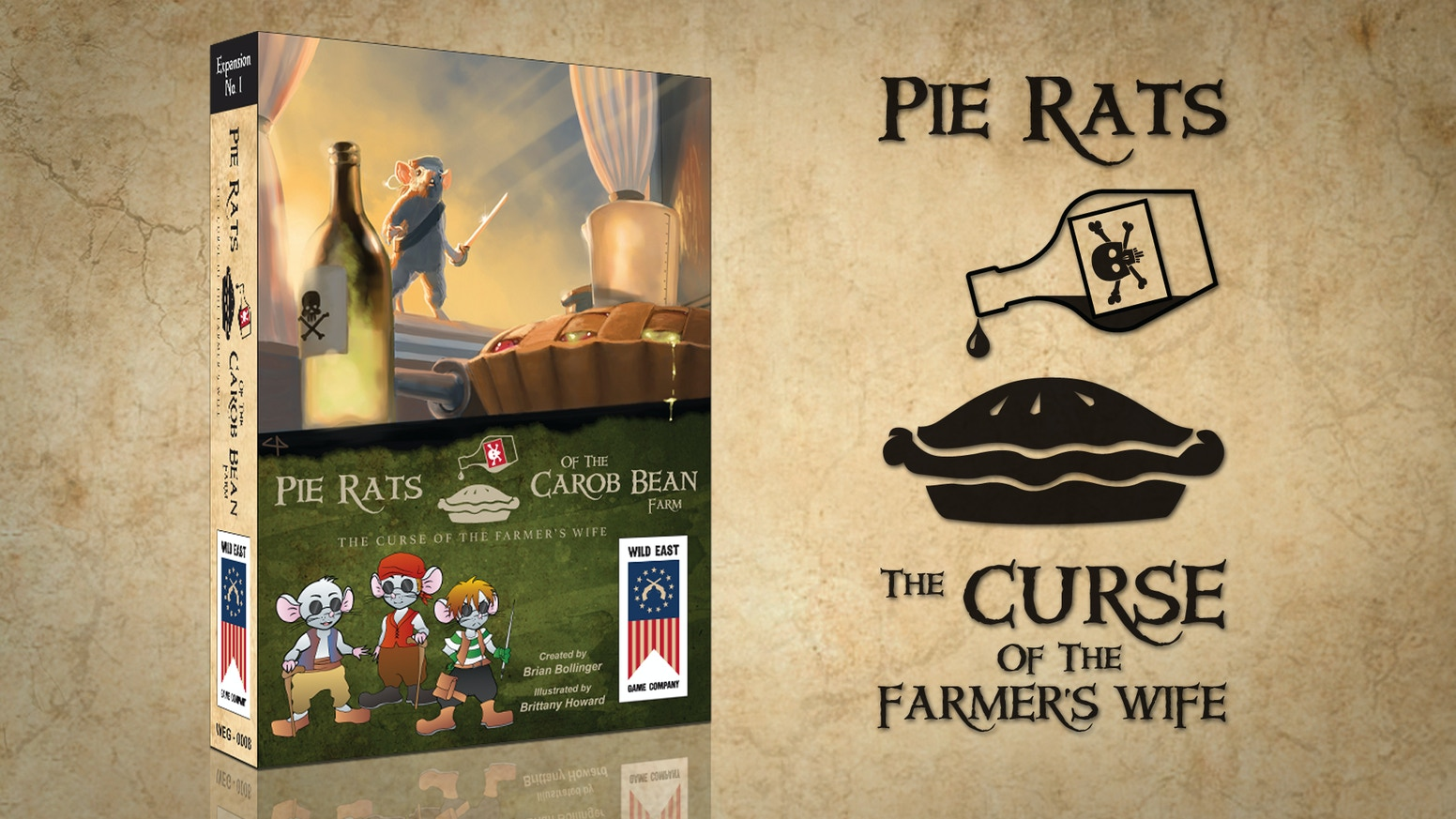 Pie Rats, The Curse of the Farmer's Wife
