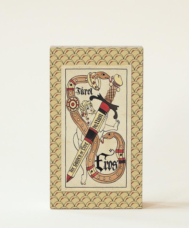 Eros A Limited Edition Erotic Tarot By Uusi By Uusi Kickstarter