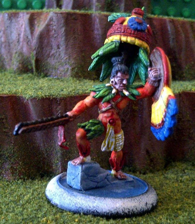 Aztec General - $8