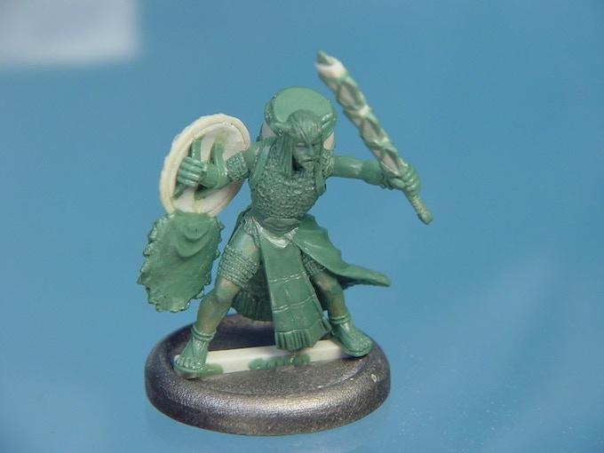Aztec General/Officer - $7 (Warrior Poet V1)