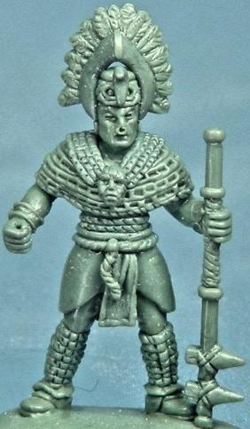 Mayan General - $6