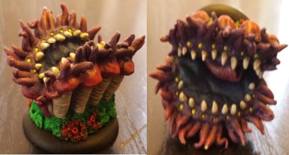 Pua Tu Tahi, the Monstrous Clam  - $13