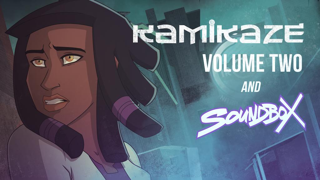 Kamikaze: Volume 2 and SoundBox project video thumbnail