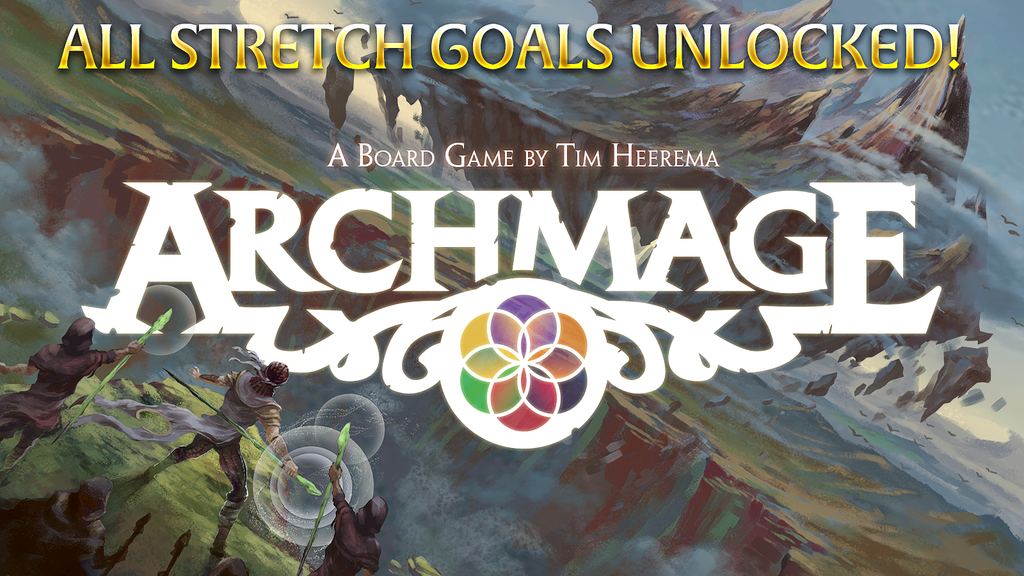 Archmage project video thumbnail