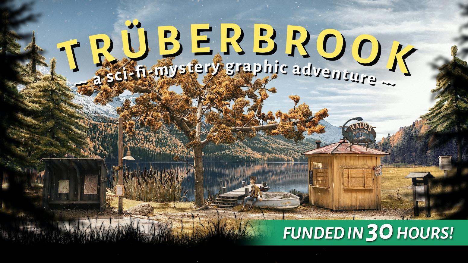 Trberbrook A Nerd Saves The World By Btf Kickstarter Electric Box Walkthrough Science Games Blog Play Enjoy An Adventurous Vacation To 1960s Parallel Universe Sci Fi Mystery