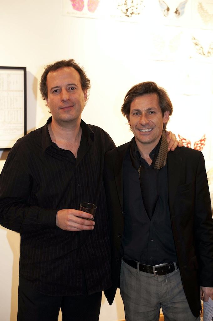 Jean Louis Henno: Contractor & art and Ivan Paduart: Musician - genealogist