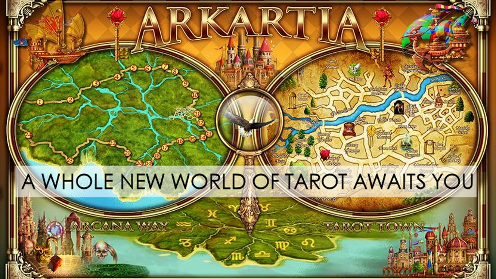 Arkartia For All: Explore the Magical World of Tarot! project video thumbnail