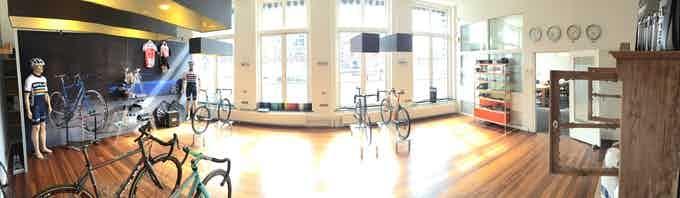 Bureau Fidder showroom in Kampen