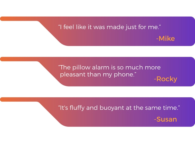 SleepSmart: The Smart Adjustable Pillow for Side Sleepers on