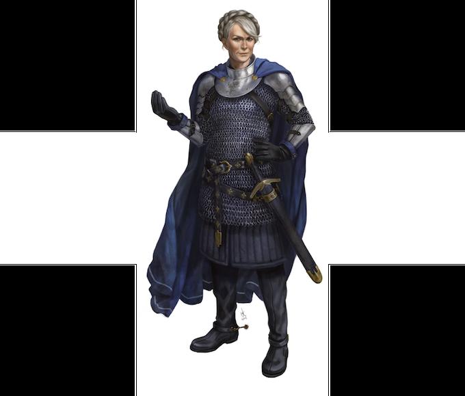 A Knight of Nostria
