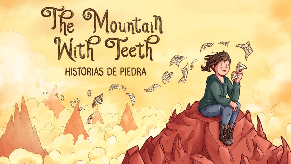 The mountain with teeth: Historias de piedra