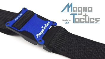 Magna Belt - The Magnetic Latching Tactical Belt