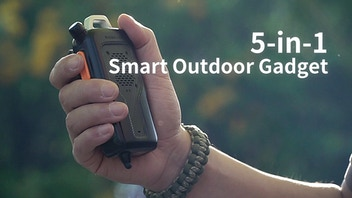 MK3 : 5-in-1 Smart Outdoor Gadget
