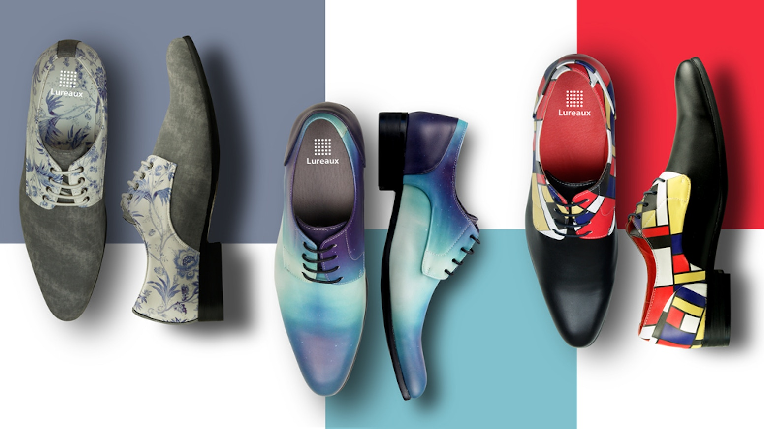 Best footwear deal ever on Kickstarter. Colorful, handcrafted & comfortable dress shoes. Look better, pay less!