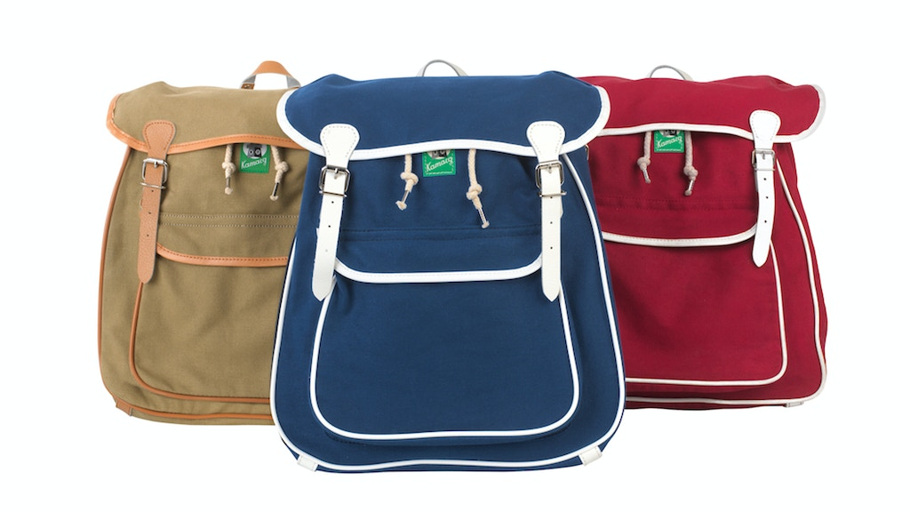 90d2e8a4e76d Kamarg Classic Rucksack (re-introduced) by Franz Drack — Kickstarter