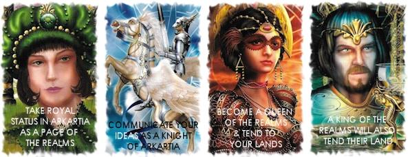 Royal Pledges Available in Arkartia