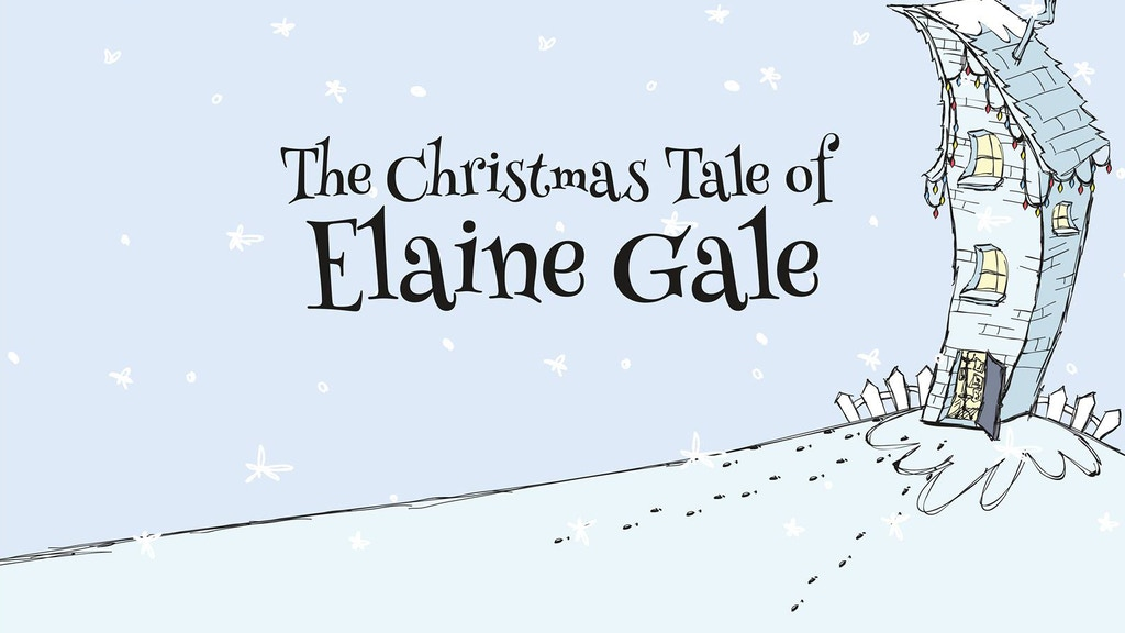 The Christmas Tale of Elaine Gale project video thumbnail