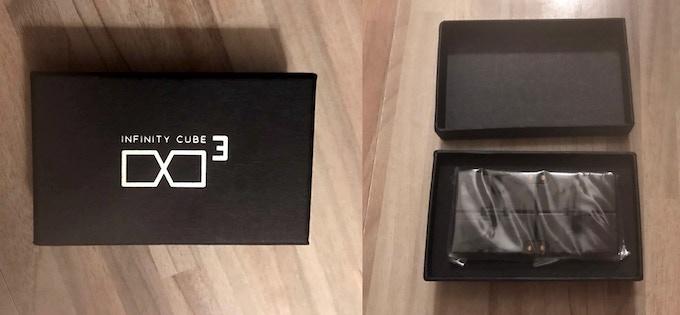 Nice gift box.