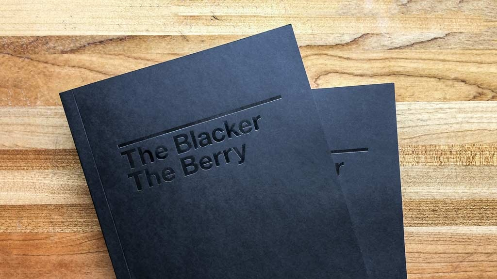 The Blacker The Berry – The Book project video thumbnail