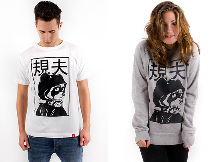 mayamada clothing: t-shirts and sweatshirts